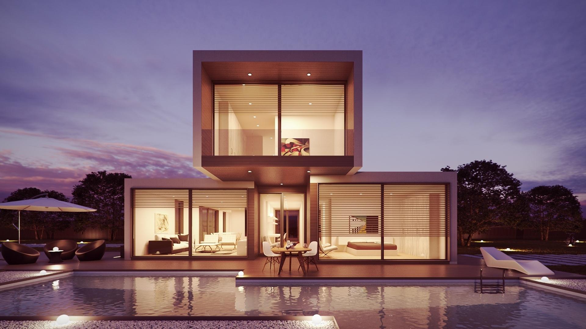 architettura villa progettazione