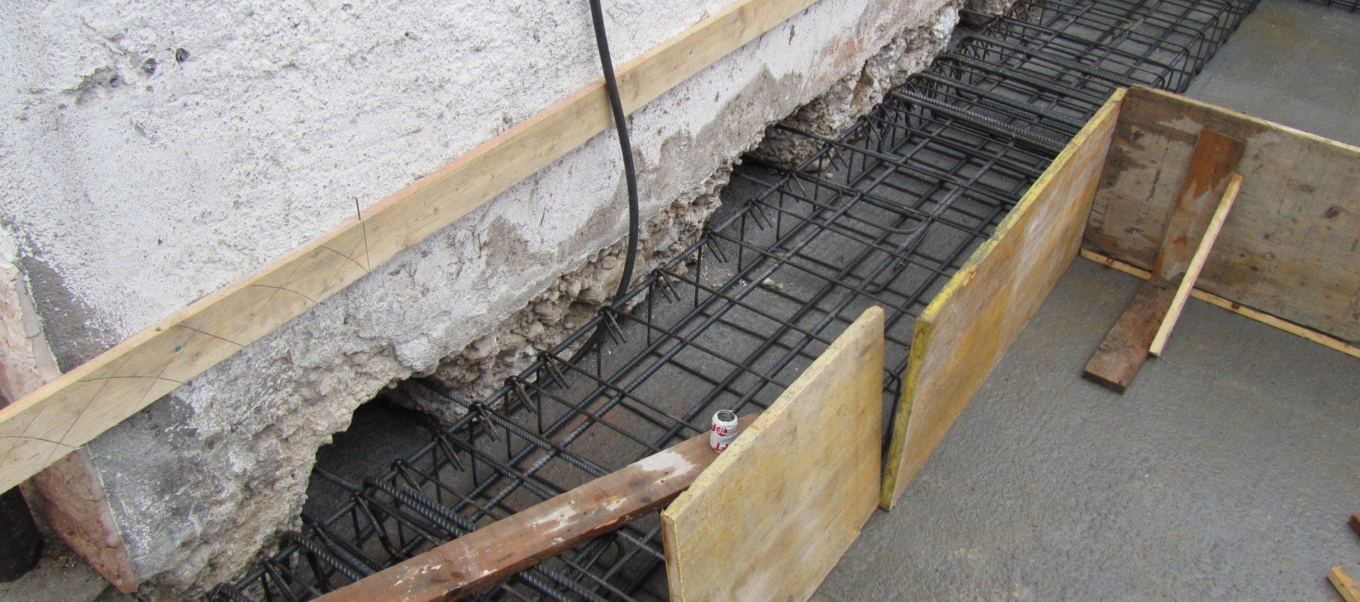 Ampliamento in carpenteria metallica Belluno