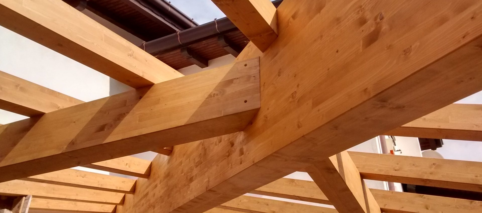 ampliamento legno Visome Bellunoampliamento legno Visome Belluno