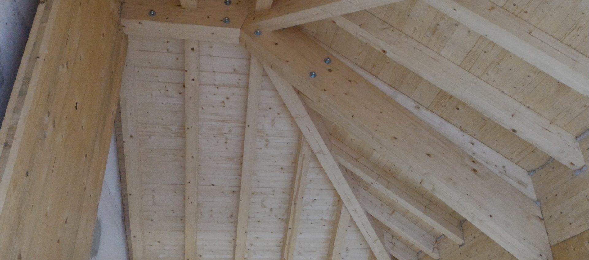 ampliamento legno Castoi Belluno
