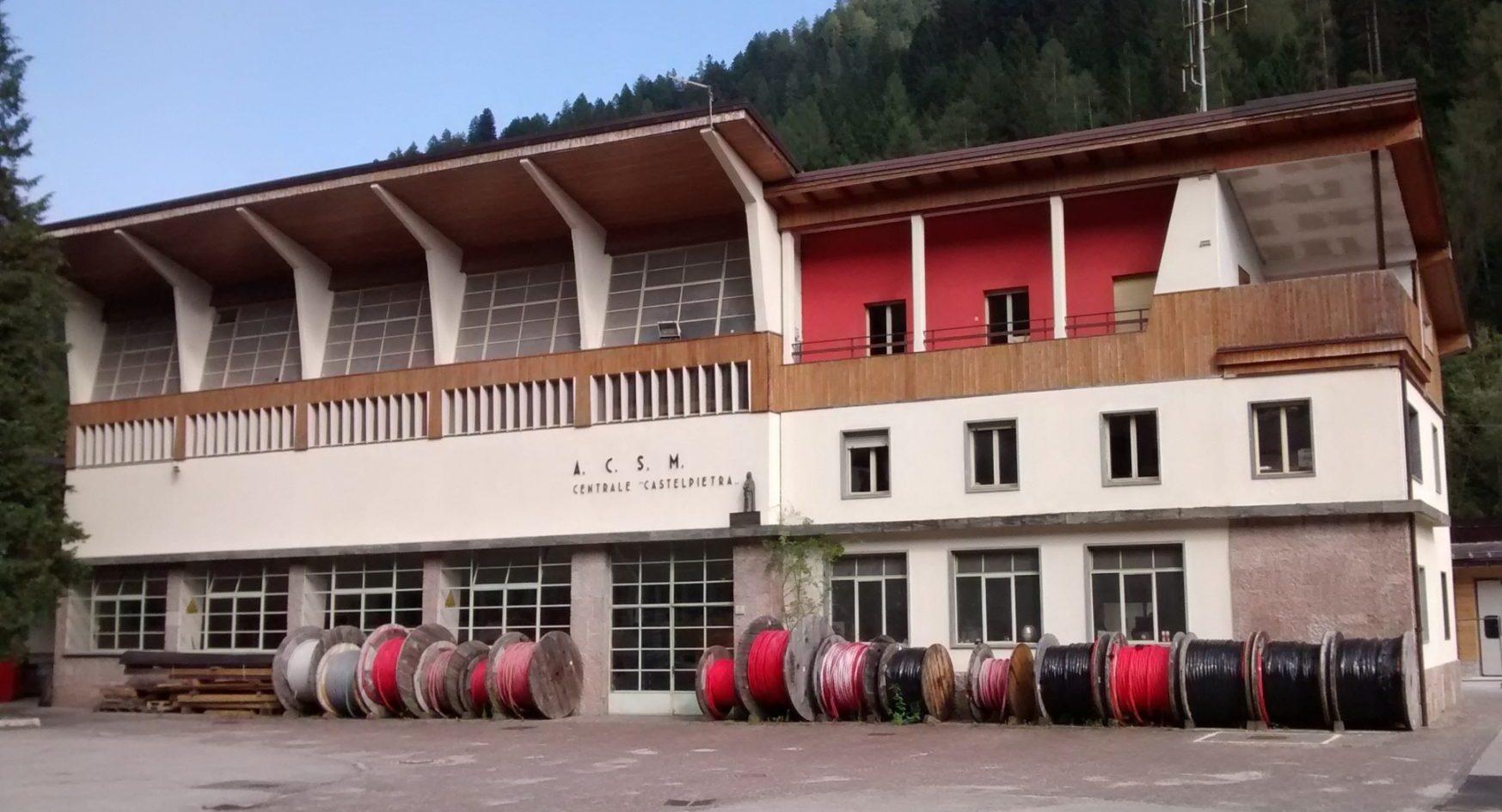 Ristrutturazione centrale idroelettrica Primiero