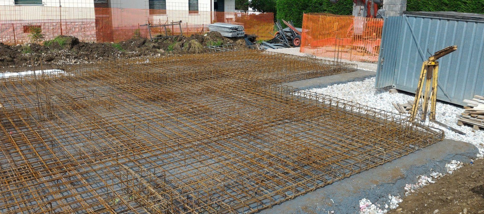 Nuova costruzione muratura armata
