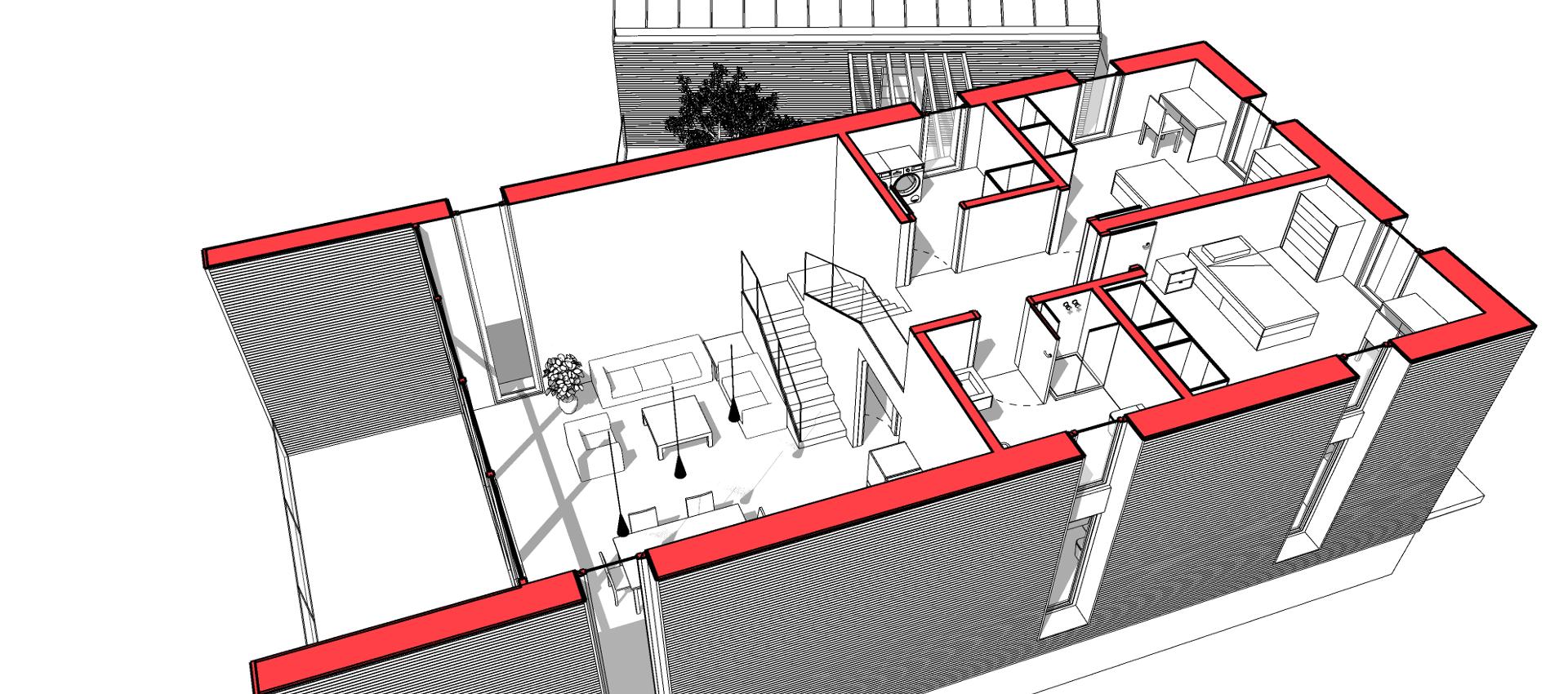 Casa in legno standard passivhaus Belluno